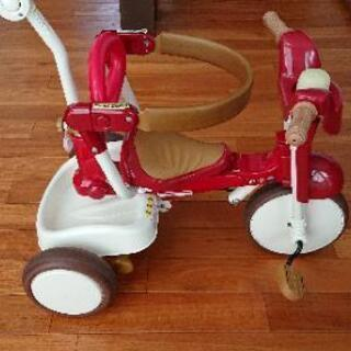 iimo 折りたたみ 三輪車