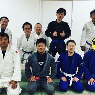 鳥取市でブラジリアン柔術!