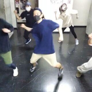 (ダンス:初めての方も安心!)学生、社会人向け練習会😊