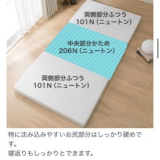 【お取引き中】ニトリのマットレス(商品コード7544251) - 京都市