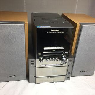 パナソニック MDコンポ SA-PM57MD 5CDチェンジャー