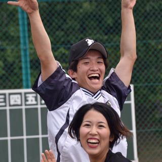 素人草野球やりましょう😁⚾️