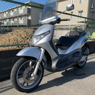 イタリア PIAGGIO  ビバリー250 BEVERLY250...