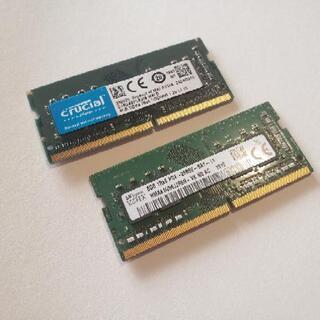16GB(8GB×2)DDR4-2666 SODIMM