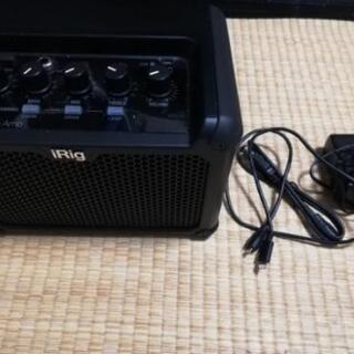 【美品】iRig micro amp