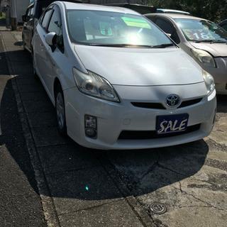 【値下げ‼️】平成21年式 トヨタプリウス 車検令和4年10月まで!!