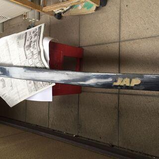 日産 スカイラインRS DR30 鉄仮面用 JAP フロント リ...