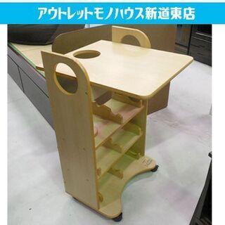 ワインラック テーブル付き サントリー デリカメゾン 木製 ナチ...