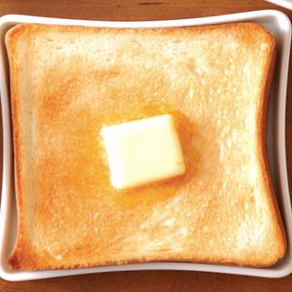 食パンの形そのまんまのパン皿。2枚セット未使用