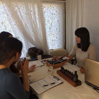 ☆アロマセラピスト養成講座(ディプロマ付)☆