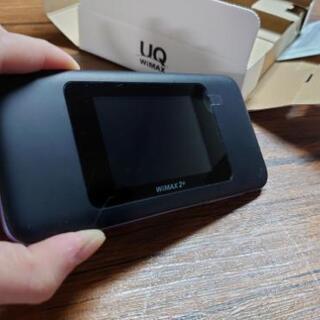 【ネット決済】Speed Wi-Fi NEXT W06  UQW...