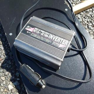 車用インバーター(DC12V-AC100V)