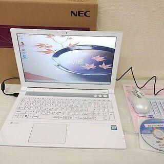 美品◆NEC NS600/JAW PC-NS600JAW LAV...