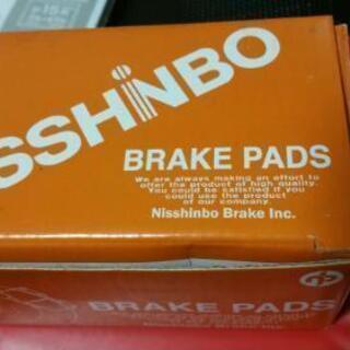 未使用NiSSHiNBO ブレーキパッド PF-2466