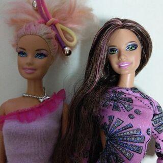 Barbie・バービー人形・USED