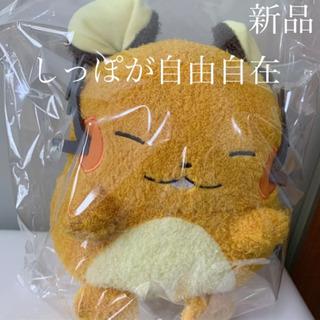 【新品】デデンネ ポケットモンスター ポケぎゅっとふわふわぬいぐるみ