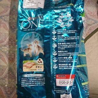 ピュリナワン1歳までの子猫用内袋3袋分 - 大垣市