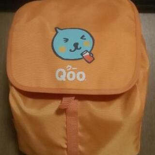 Qooのリュックサック(未使用品)♪