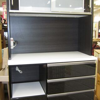 R051 NITORI食器棚・レンジボード・キッチンボード…