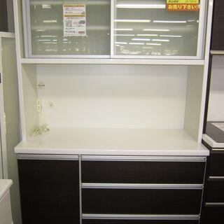 R081 高級松田家具 食器棚・キッチンボード・キッチンボード ...