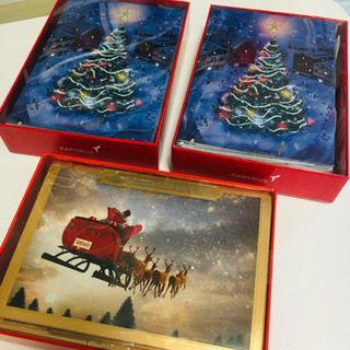 NYで購入 クリスマスカード