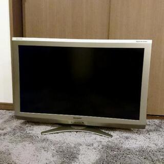液晶テレビ 32V型 SHARP AQUOS LC-32E6 ク...