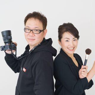 『メイク&フォト 』 in カフェ メールネージュ(一宮市木曽川町)