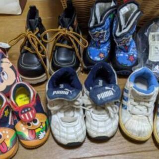12~14cm  靴まとめ売り  adidas PUMA 有🌈