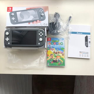 【極美品!最終値下げ】Nintendo Switch Lite ...