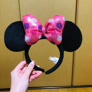東京ディズニーリゾート ミニーちゃん カチューシャ