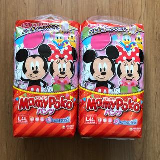 マミーポコ Lサイズ 2袋 未開封 ミッキー ミニーちゃん レア