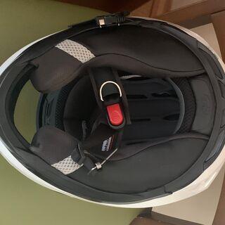 【美品】OGKカブト フルフェイスヘルメット KAMUI Sサイズ55-56 ホワイト - 売ります・あげます
