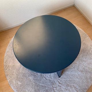 ブルーのテーブル11月2日まで