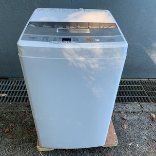 2017年製 アクア 洗濯機 AQW-S45E 4.5kg…