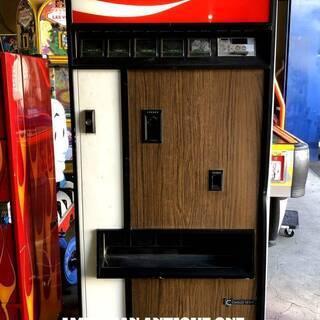 存在感抜群の172cm!! 画像多数★ USAコカ・コーラ 冷蔵...