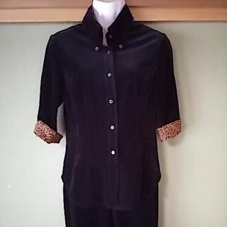 伊太利亜 パンツスーツ レディース ファッション