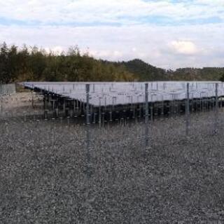太陽光発電所の除草 草刈りサービス承ります(^^)