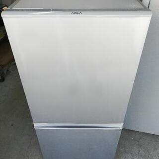 【送料・設置無料】⭐アクア⭐157L⭐美品の冷蔵庫⭐洗濯機とのセ...