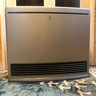 鉄筋20畳までのリンナイ大型ファンヒーター - 家電