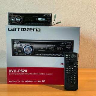 カロッツェリア DVH-P520