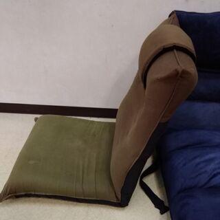 座椅子 リクライニング座椅子 2個セット - 福井市
