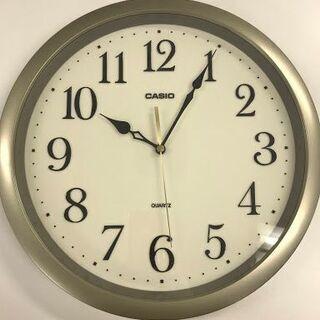 CASIOの掛け時計★3種★