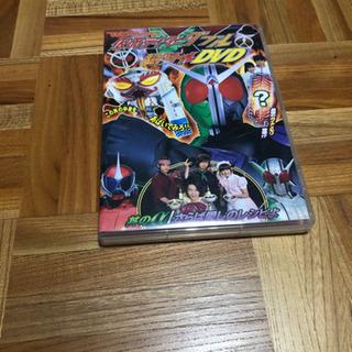 仮面ライダーダブル 非売品DVD