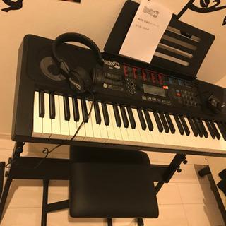 電子キーボード(電子ピアノ)
