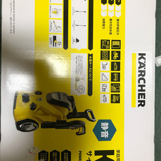 美品!KARCHER  K3  サイレント オプション多数!