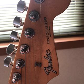フェンダー ギター ストラトキャスター 値下げしました!