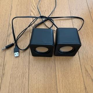 USB電源のスピーカー