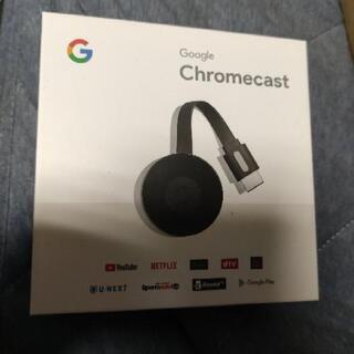 Chrome castの画像