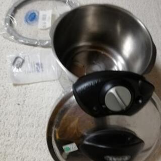ティファール圧力鍋&新品 2.5~4 Lパッキン