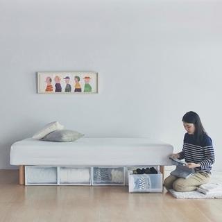 【12月13日】無印シングルベッド
